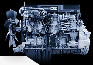 DD13™ Model of Efficiency and Performance | Demand Detroit